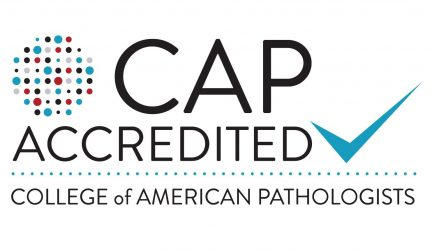 CAP Accreditation Logo